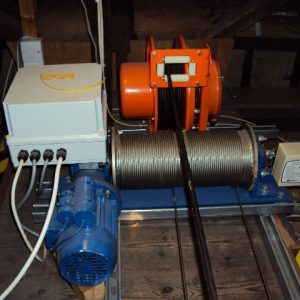 Twin Rope Cable Reeler